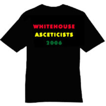ASCETICISTS shirt
