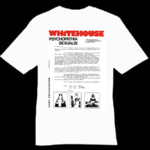 whitehouse PS shirt